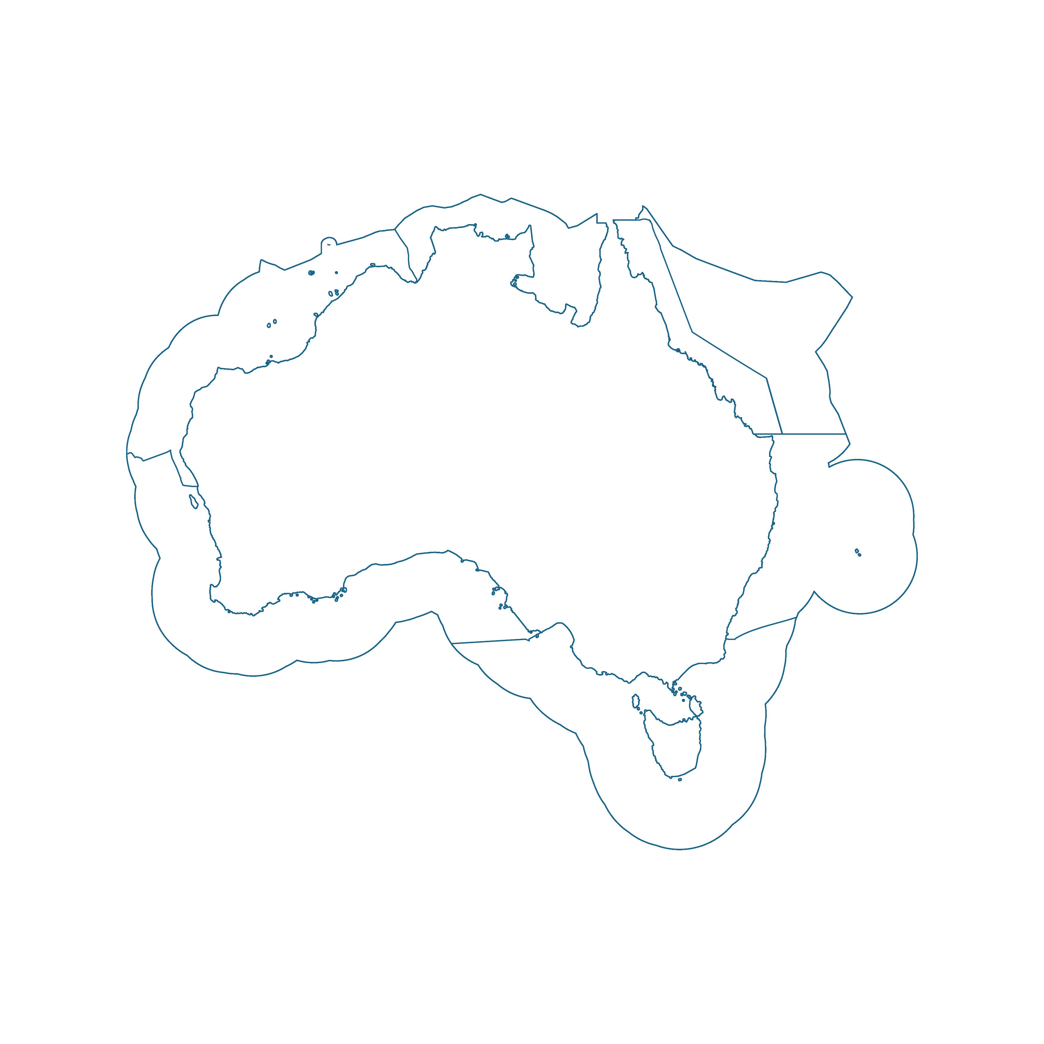 Australian Bioregions Icon
